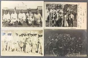 Postcards-Native Americans/Inuit