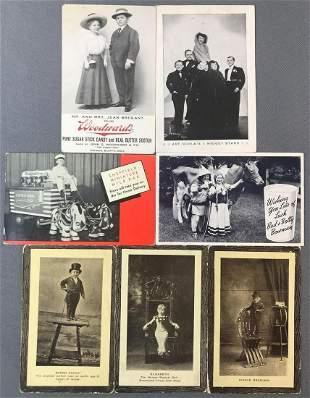 Postcards-Little People