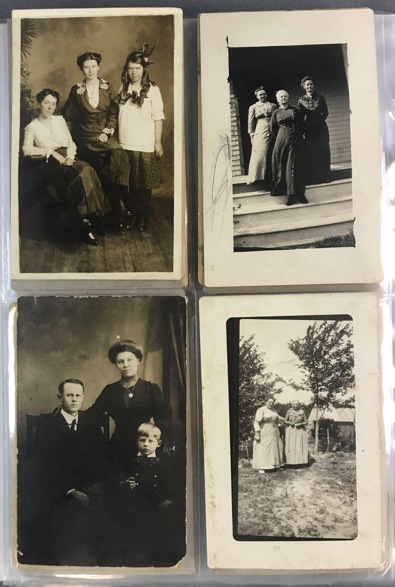 Postcards-Binder-RPPCs