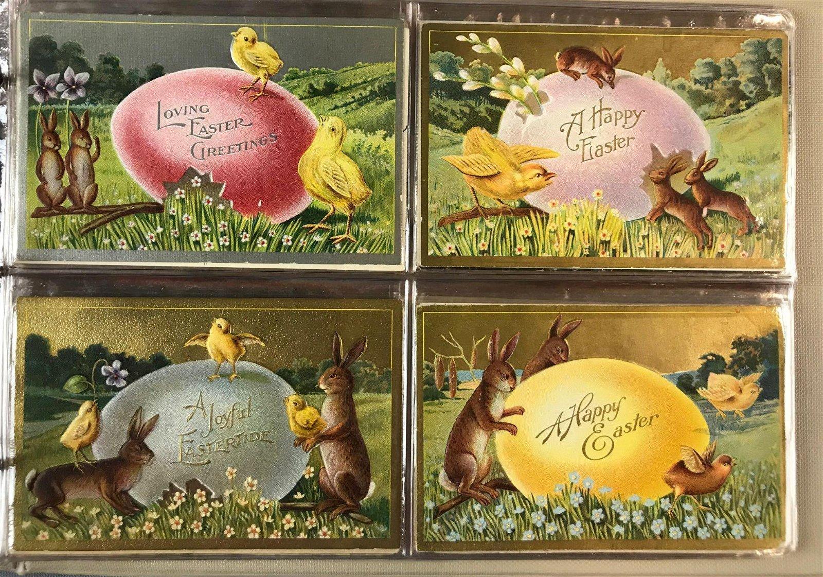 Postcards-Binder-Easter