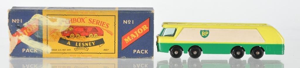 Matchbox Major Pack No. 1 BP Auto Tanker Die-Cast