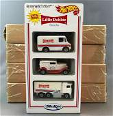 Group of 4 Special Edition McKee Little Debbie Hot