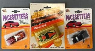 Group of 3 Zee DieCast Vehicles in Original Packaging
