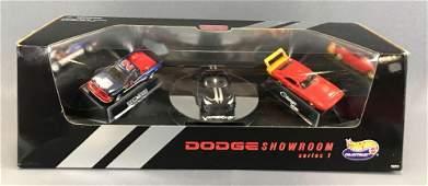 Hot Wheels Collectibles Dodge Showroom Series 1