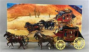 Matchbox Models of Yesteryear Heritage Horse Drawn