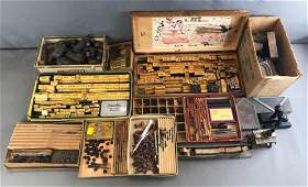 Large group of Vintage and Antique Rubber and Wood Hand