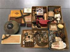 Large Group of Miscellaneous Antique to Modern Items -