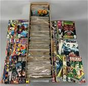 Long Box of Approximately 300 Plus Comic Books