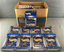 Group of 25 assorted Hot Wheels diecast vehicles in