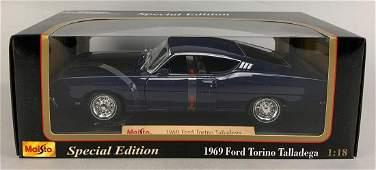 Maisto Special Edition 1969 Ford Torino Talladega