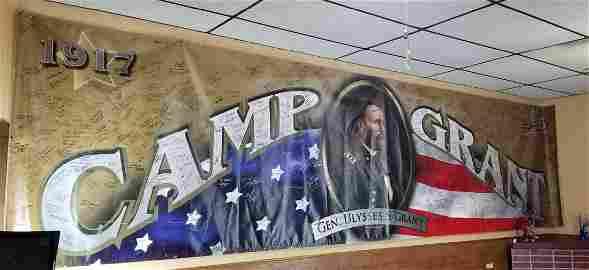 Camp Grant Banner