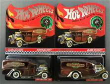 Group of 2 Hot Wheels Red Line Club Exclusive 2012