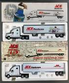 Group of 2 First Gear Ace Hardware die-cast