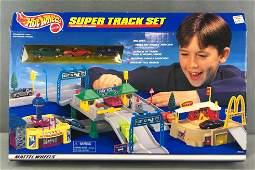 Hot Wheels Super Track Set in original packaging