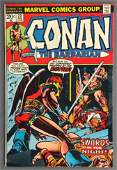 Marvel Comics Conan The Barbarian No. 23 Comic Book