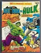 DC And Marvel Comics Present No 27 Treasury Comic Book