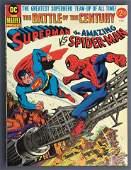 DC and Marvel Comics Presents Superman Vs The Amazing