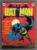 Limited Collectors Edition DC Comics Batman No. C-25