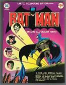 Limited Collectors Edition DC Comics Batman No. C-37