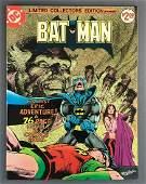 Limited Collectors Edition DC Comics Batman No. C-51