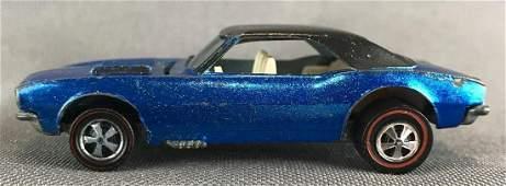 Hot Wheels Redline Custom Camaro die-cast vehicle