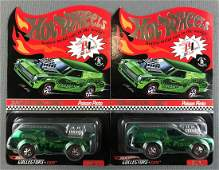 Group of 2 Hot Wheels Red Line Club 2006 sELECTIONs