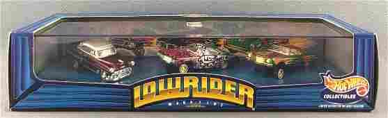 Hot Wheels Collectibles Low Rider Magazine die-cast