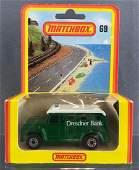 German Market Matchbox Superfast No. 69 Geldtransporter