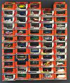 Group of 50 Matchbox diecast vehicles in original