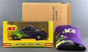 First Gear Ace Hardware 40 Ford Street Rod die-cast