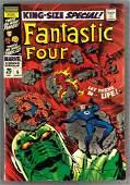 Marvel Comics Fantastic Four KingSize Special No 6