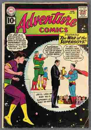 DC Comics Adventure Comics No. 287 Comic Book