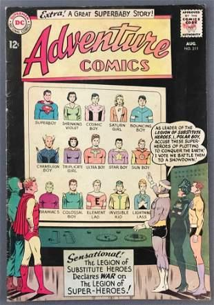 DC Comics Adventure Comics No. 311 Comic Book