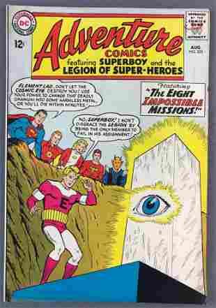 DC Comics Adventure Comics No. 323 Comic Book
