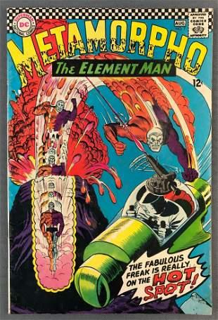 DC Comics Metamorpho No. 7 Comic Book