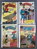 Group of 4 DC Comics Superboy Comic Books