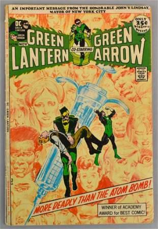 DC Comics Green Lantern No. 86 Comic Book