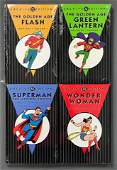 Group of 4 DC Comics Archive Editions trade comics in