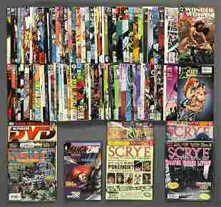 Group of approximately 150 assorted comic books and