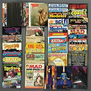 Group of approximately 75 assorted comic books,