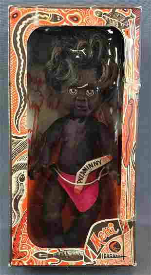 Vintage 1970s Metti Piccaninny aboriginal Australian