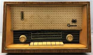 Vintage Galaxie Hi-Fi Model FM 203 Radio