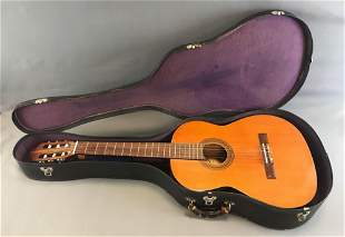 """Vintage Acoustic Hondo Guitars"""" Model No. H310 w/ Case"""""""