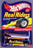 Hot Wheels Real Riders Series 3 Customized VW Drag Bus
