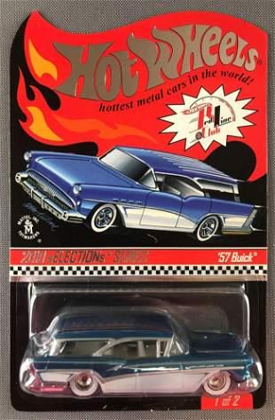 Hot Wheels RedLine Club 2010 sELECTIONs Series 57 Buick