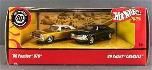 Hot Wheels 100% 40th Anniversary Car Show die-cast