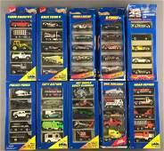 Group of 10 assorted Hot Wheels Gift Packs in original