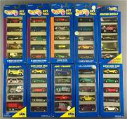 Group of 10 Hot Wheels Gift Packs in original packaging