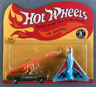 Hot Wheels Sky Show Custom Fleetside die-cast vehicle