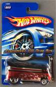 Hot Wheels 2006 Mystery Car Customized VW Drag Bus